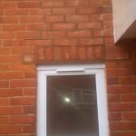 window lintel repair